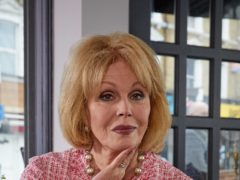 The BBC has shared a first look at Joanna Lumley in Motherland (Merman/Scott Kershaw/PA)