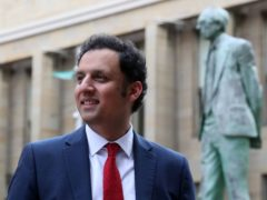 Scottish Labour leader Anas Sarwar said the next Parliament must act 'urgently' to include misogyny in hate crime legislation. ( Andrew Milligan/PA)