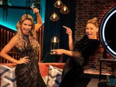Natalya and Emma Willis (Channel 4/PA)