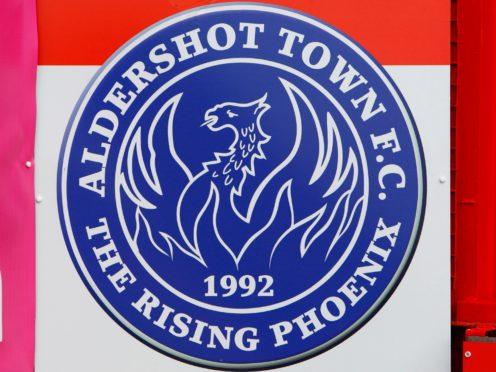 Josh Rees scored twice as Aldershot won 3-0 at Weymouth (Chris Ison/PA)