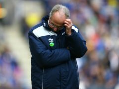 Former England manager Sven-Goran Eriksson was sacked as coach of Mexico on April 2, 2009 (PA)