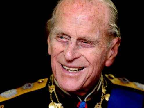 The Duke of Edinburgh had a long association with the Navy (Anthony Devlin/PA)
