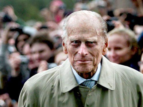 The Duke of Edinburgh was famed for his plentiful gaffes (David Cheskin/PA)