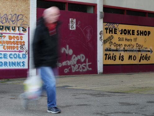 Some communities have been harder hit by Covid than others (Gareth Fuller/PA)