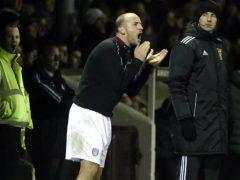 Aberdeen assistant boss Paul Sheerin had praise for teenager Calvin Ramsay (Danny Lawson/PA)