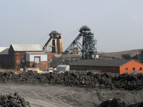 Government urged to review Mineworkers Pension Scheme (Anna Gowthorpe/PA)