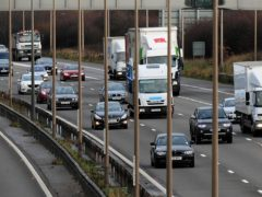 Motorists' insurance costs fell by a record amount in the first three months of this year, the Association of British Insurers said (Rui Vieira/PA)