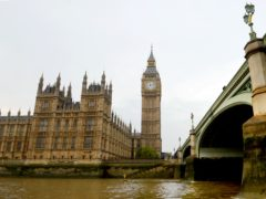 The Houses of Parliament (Anthony Devlin/PA)
