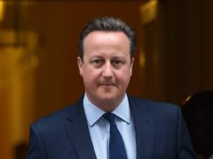 A spokesman for David Cameron has said he will respond 'positively' to any request to give evidence over the Greensill affair (Lauren Hurley/PA)