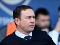 Derek Adams is likely to name the same squad that won in midweek (Steven Paston/PA)