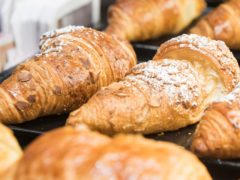 The animal was found in fact to be a croissant (Pret A Manger/PA)