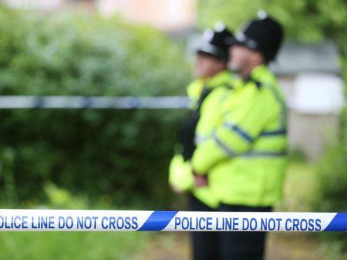 There have been three arrests (Jonathan Brady/PA)