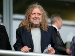Robert Plant (Chris Radburn/PA)