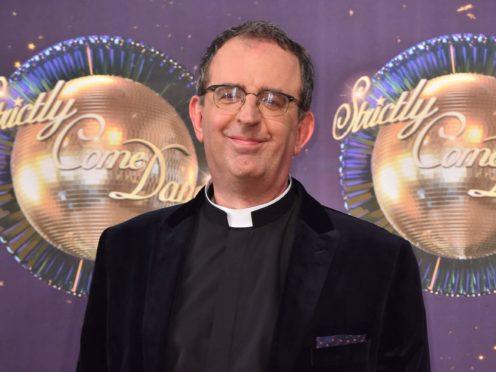 Rev Richard Coles (Matt Crossick/PA)