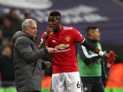 Paul Pogba (right) has criticised Jose Mourinho's man-management style (John Walton/PA)