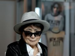 Yoko Ono (Jason Roberts/PA)
