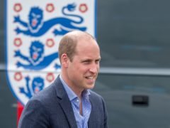 The Duke of Cambridge said he shared 'the concerns of fans' over the controversial proposals (PA)