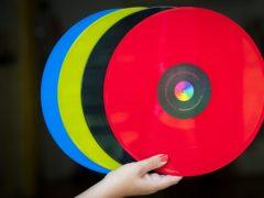 Vinyl records (Dominic Lipinski/PA)