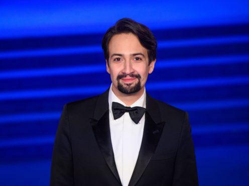 Lin-Manuel Miranda (Matt Crossick/PA)