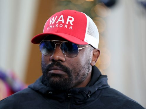 Derek Chisora, pictured, is not planning to change his style against Joseph Parker (Steve Paston/PA)