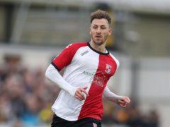 Jake Hyde scored for Halifax (Adam Davy/PA)