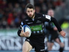 Glasgow's Tommy Seymour has announced his retirement (Andrew Milligan/PA).