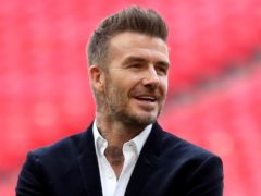 David Beckham's Inter Miami are expected to face sanctions for a breach of salary cap rules (Bradley Collyer/PA)