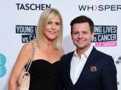 Ali Astall and Declan Donnelly (Ian West/PA)