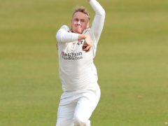 Matt Parkinson did not feature for England this winter (Simon Cooper/PA)