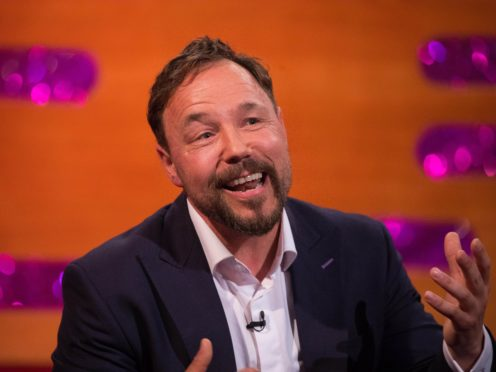 The show's creator previously said he had devised a role in the drama for Stephen Graham (David Parry/PA)