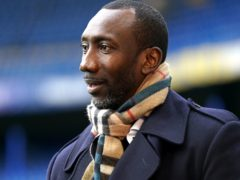 Jimmy Floyd Hasselbaink could ring the changes as Burton face Swindon (John Walton/PA)