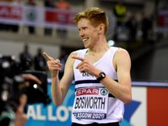 Tom Bosworth knows it will be tough to beat his Rio experience in the Tokyo Olympics (Ian Rutherford/PA)