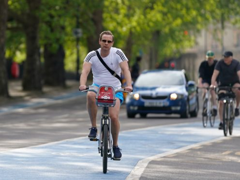 Local offices might pave way for staff to walk or cycle to work in 15 minutes (Aaron Chown/PA)