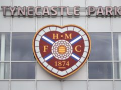 Hearts have won the league (PA)