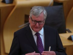 Rural Economy Secretary Fergus Ewing has 'serious explaining to do' about an allegedly unrecorded meeting with businessmen, Scottish Labour has said (Fraser Bremner/Scottish Daily Mail/PA)