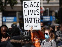 Black Lives Matter protests (Jonathan Brady/PA)