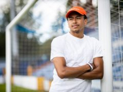 Jesse Lingard has opened up about his struggles off the pitch (The Royal Foundation)