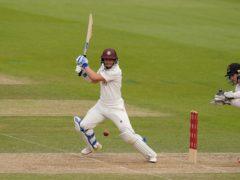 Scott Borthwick hit a century against Essex (PA)