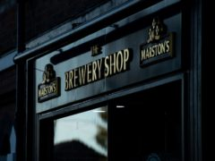 The pub chain also announced that it has secured new waivers with its lenders that will give it breathing space (Jacob King/PA)