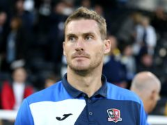 Exeter manager Matt Taylor (Nigel French/PA)