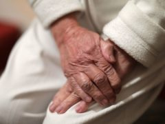 The SNP has vowed to make non-residential social care free for the elderly (Yui Mok/PA)