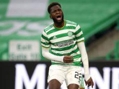Celtic's Odsonne Edouard could return (Andrew Milligan/PA)