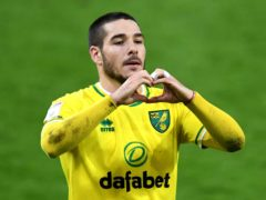 Norwich midfielder Buendia Emi has been integral to the promotion campaign (Joe Giddens/PA)