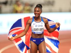 Dina Asher-Smith will be one of the British favourites in Tokyo (Mike Egerton/PA)