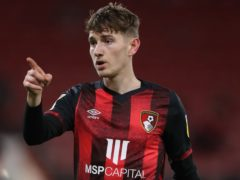 David Brooks is one of the players who will be back for Bournemouth on Friday afternoon (Andrew Matthews/PA)