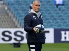 Stuart Lancaster, pictured, and his Leinster side will meet either Exeter Chiefs or Lyon in the Heineken Champions Cup quarter-finals (Lorraine O'Sullivan/PA)