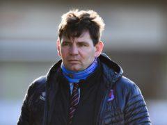 Carlisle manager Chris Beech (Simon Galloway/PA)