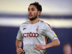 Levi Sutton could return for Bradford (Mike Egerton/PA)