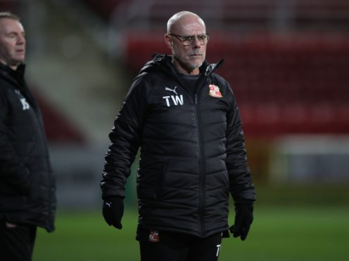 Swindon caretaker manager Tommy Wright will assess options for the visit of Ipswich (Nick Potts/PA)