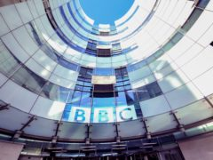 The number of organisations meeting the targets of a BBC scheme aiming to achieve 50:50 gender balance among contributors has risen (Ian West/PA)